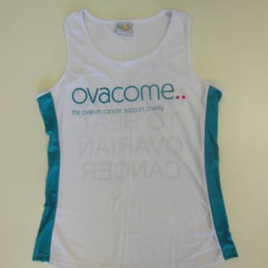 Women's Ovacome Running Vest LARGE