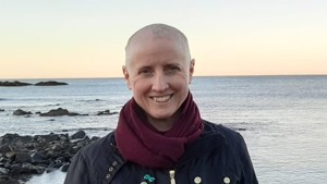 Help Gillian to make a difference to those affected by ovarian cancer