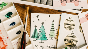 Season's Greetings card design competition