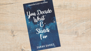 You Decide what 'C' Stands For, by Sarah Davies