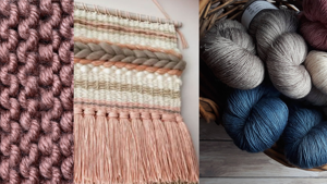 Get crafty with Ovacome: weaving
